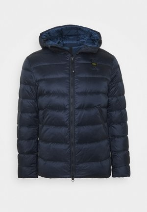GIUBBINI CORTI IMBOTTITO - Down jacket - dark navy/navy blue