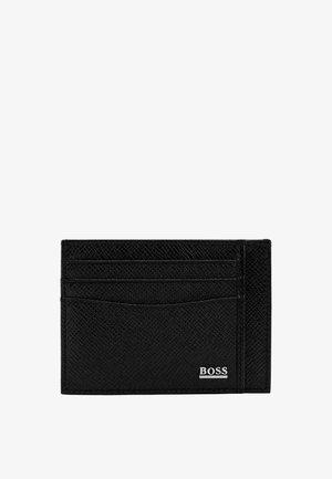 SIGNATURE - Business card holder - black