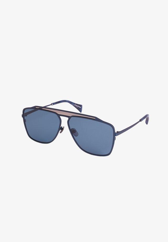 RETRO - Lunettes de soleil - blue