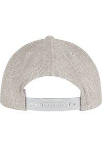 Flexfit - Cap - heather grey - 1