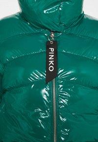 Pinko - MIRCO KABAN - Winter jacket - green - 2