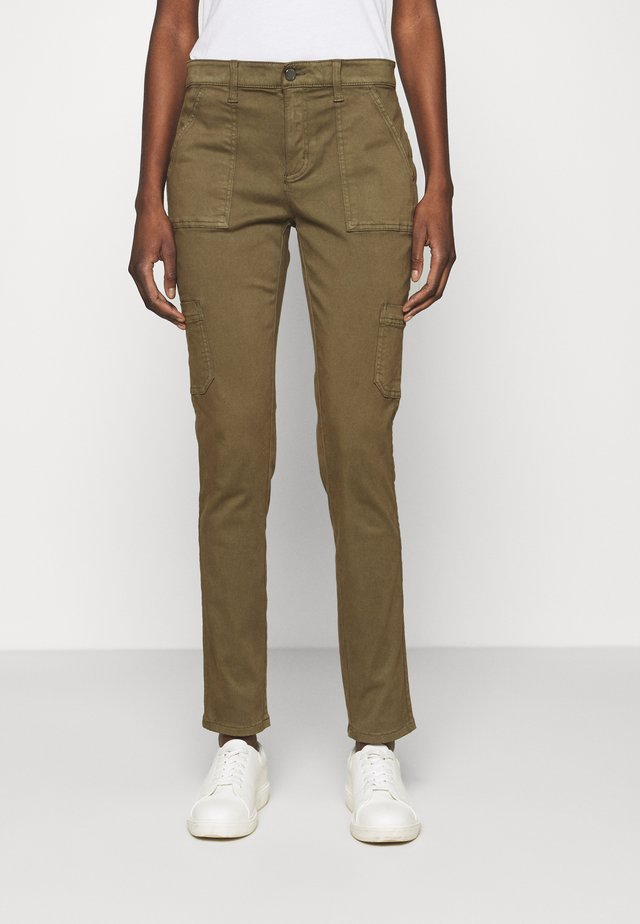 SLOAN UTILITY  - Chino - heritage olive