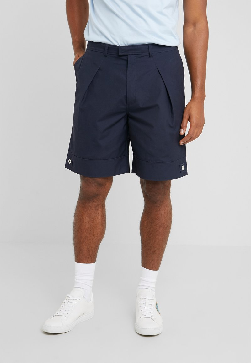 Tonsure - STANLEY - Shorts - dark navy