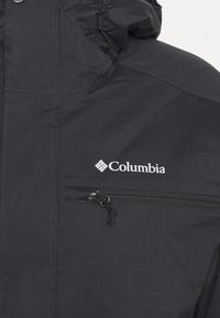 Columbia - VALLEY POINTJACKET - Ski jacket - black - 6