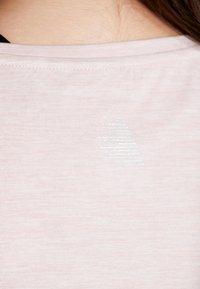 Active by Zizzi - ASAN FRAN - Basic T-shirt - pale mauve - 5