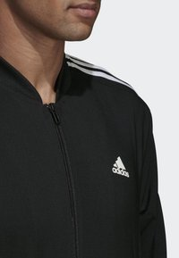 adidas Performance - Light Woven Track Suit - Träningsset - black - 4
