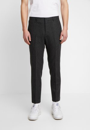 BEMBRIDGE TROUSER - Tygbyxor - charcoal