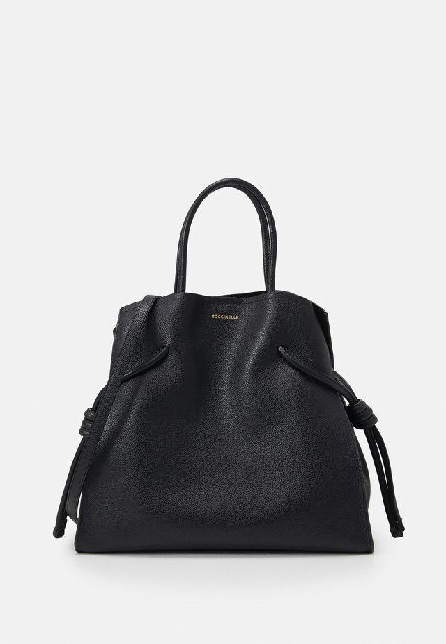 ALLURE - Shopper - noir