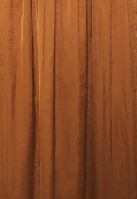 NAF NAF - SATEENE  - A-line skirt - caramel - 2