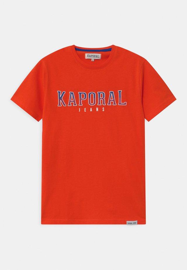 BASIC LOGO - Print T-shirt - fired