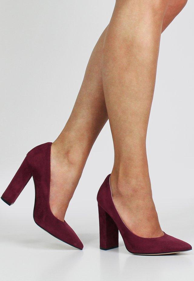ALINA - High heels - red