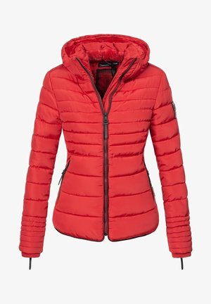 AMBER - Winter jacket - red