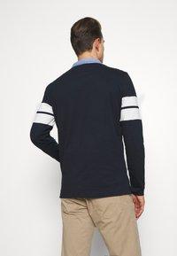 Pier One - Polo shirt - dark blue - 2