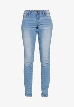 NMEVE - Skinny džíny - light blue denim