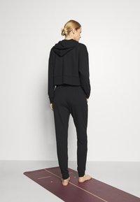 Cotton On Body - ALL DAY STUDIO PANT - Trainingsbroek - black - 2