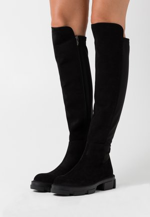 ALMA - Over-the-knee boots - black