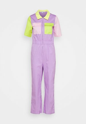 FAITH - Jumpsuit - lilac