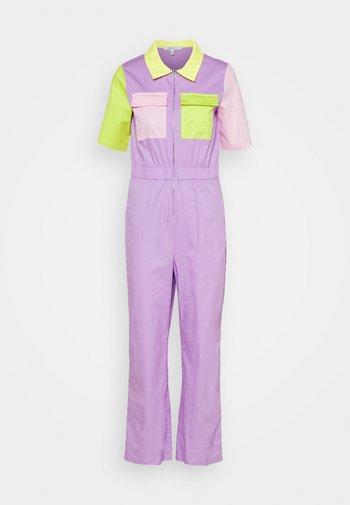 FAITH - Jumpsuit - lilac