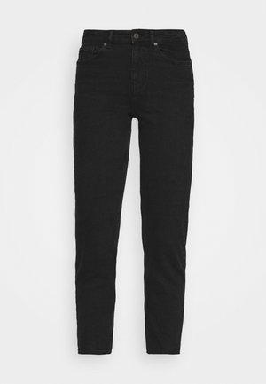 PCLUNA  - Jeans straight leg - black