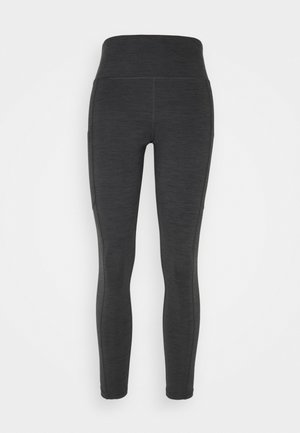 CURVY EVERYTHING  - Leggings - Trousers - gray