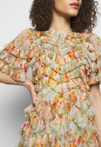 Needle & Thread - SUNSET GARDEN MINI DRESS - Robe de soirée - multicolor - 4