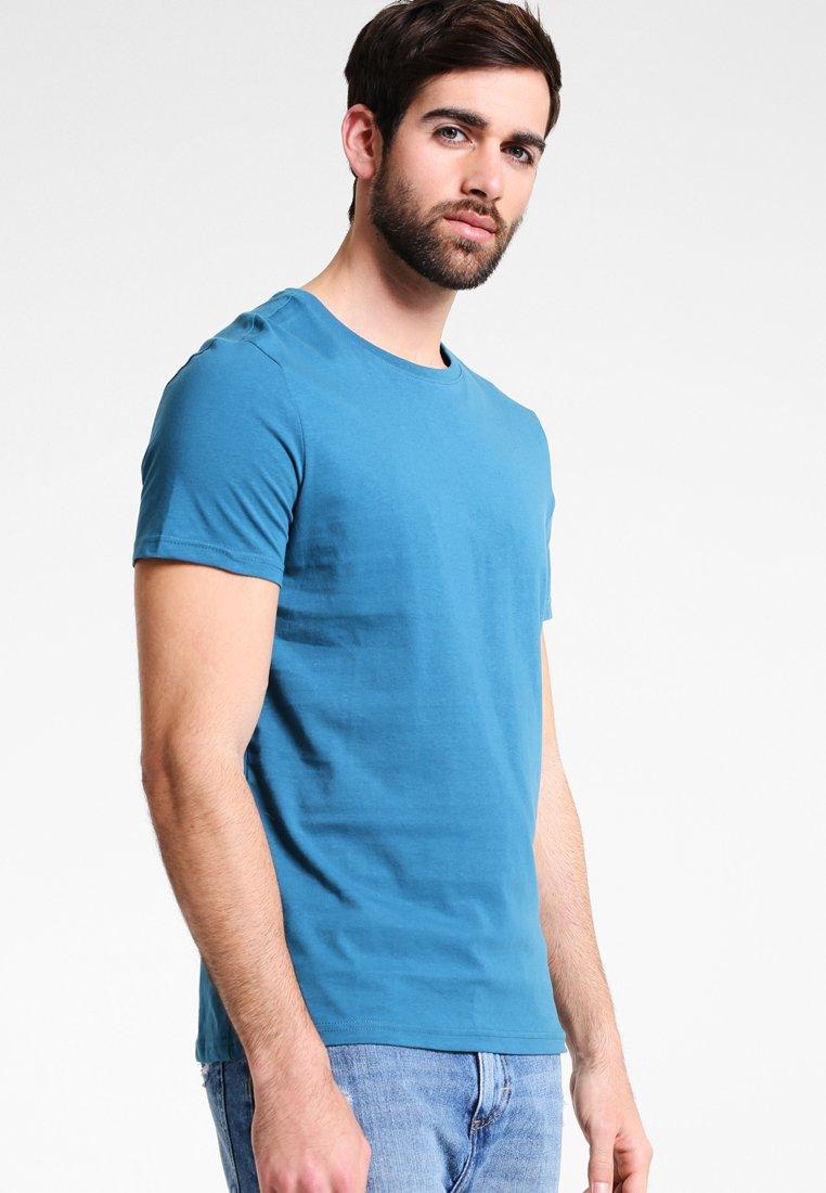 Pier One - T-shirt - bas - petrol