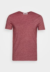 Tommy Jeans - ESSENTIAL JASPE TEE - T-shirts basic - wine red - 4
