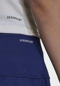 adidas Performance - TENNIS MATCH - Gonna sportivo - blue - 3