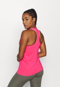 Nike Performance - TANK ALL OVER  - Funktionsshirt - hyper pink/white - 2