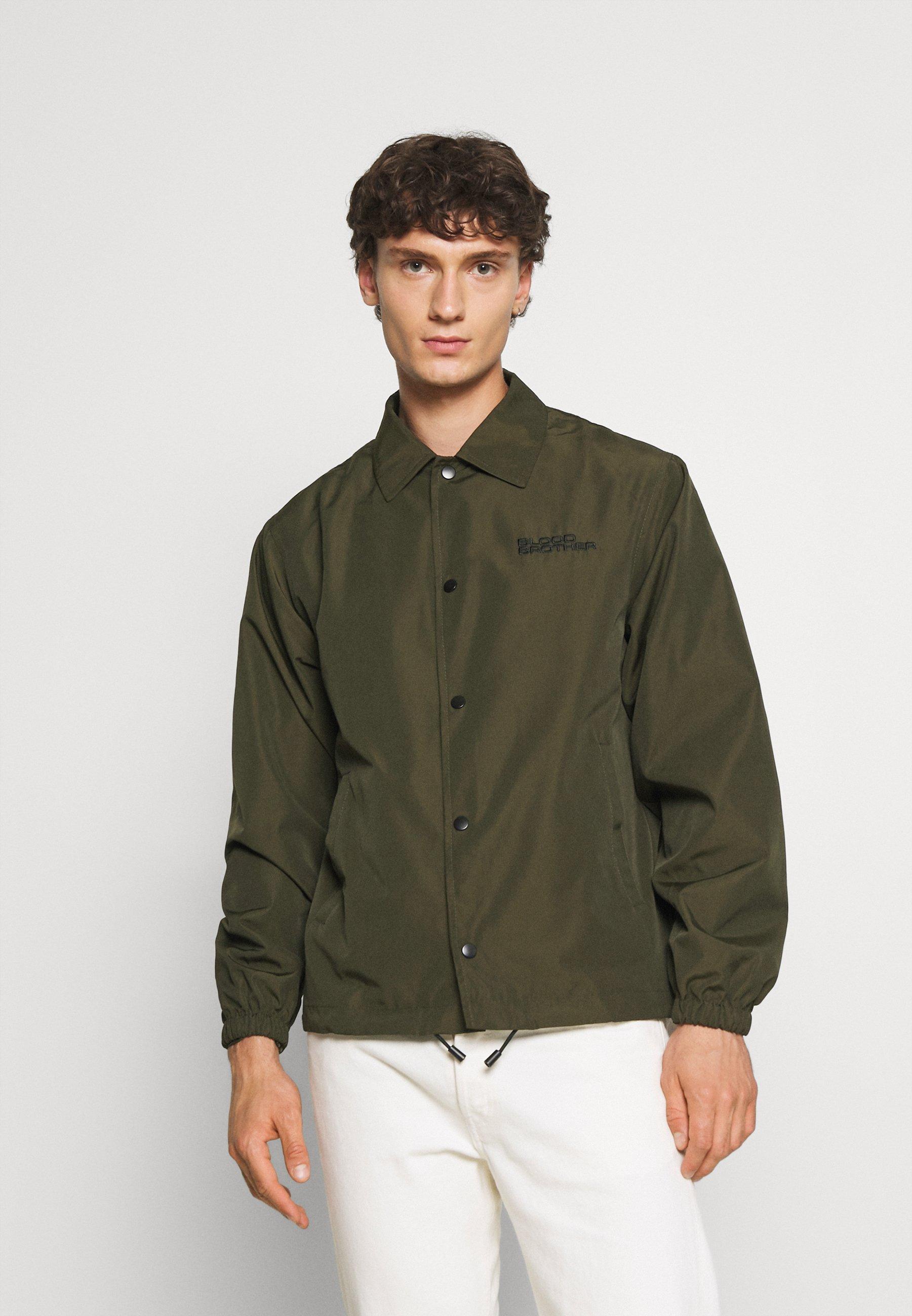 Women WATTS COACH JACKET UNISEX - Summer jacket