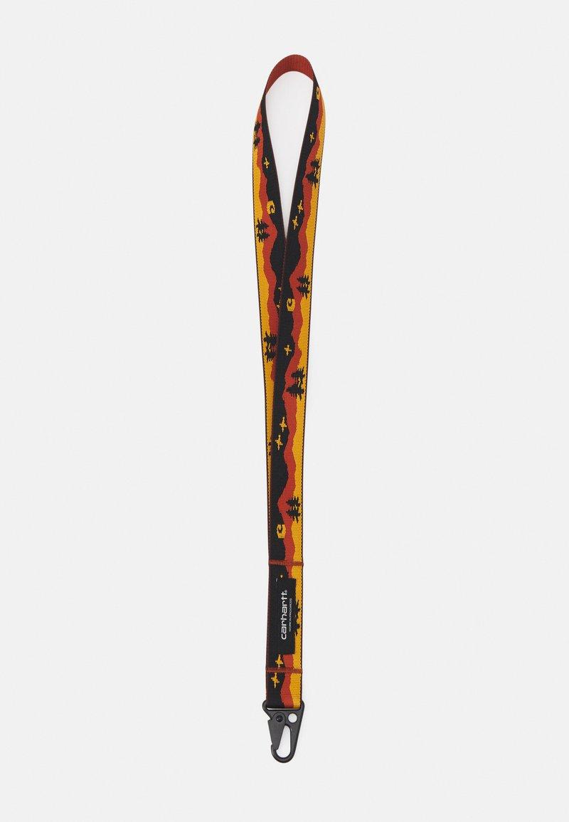 Carhartt WIP - SUMMIT KEYCHAIN UNISEX - Atslēgu gredzens - copperton