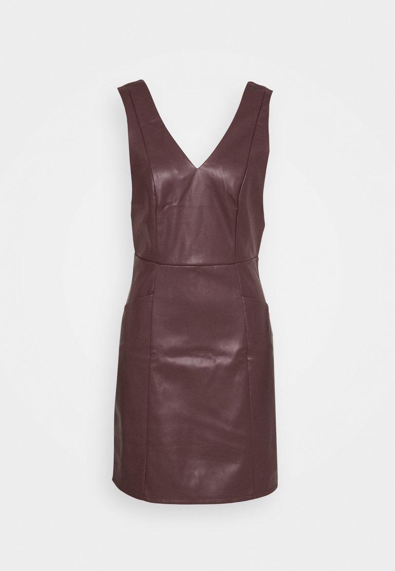 Dorothy Perkins - PINNY DRESS - Day dress - purple