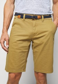 Only & Sons - ONSWILL CHINO  - Kraťasy - dull gold - 4