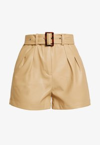 Lost Ink - Shorts - beige - 3