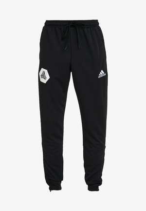 TANGO FOOTBALL PANTS - Spodnie treningowe - black