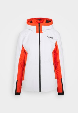 LADIES SKI JACKET - Skijacke - white lobster