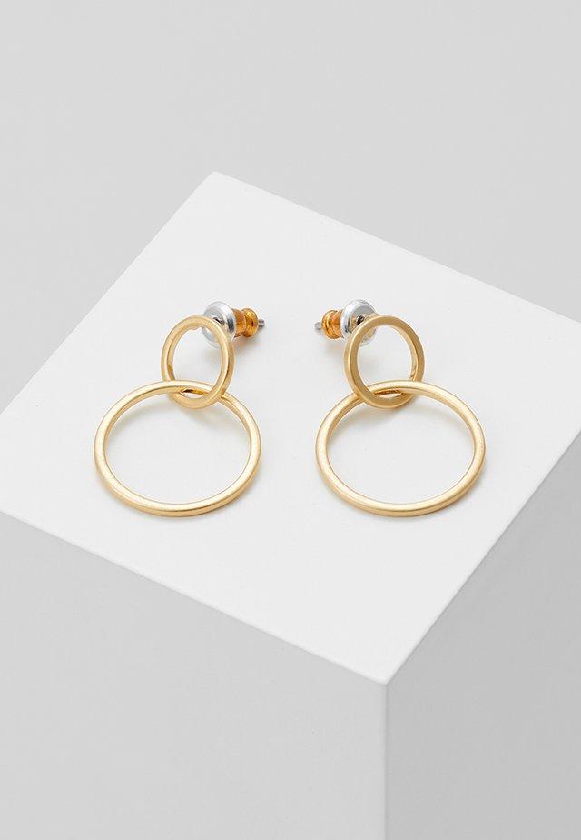 EARRINGS HARPER - Earrings - gold-coloured