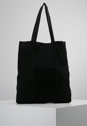 STACEY SHOPPER - Shopping bags - black