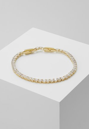 TENNIS BRACELET  - Armbånd - gold-coloured