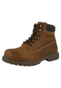 Dockers by Gerli - Šněrovací kotníkové boty - brown - 2