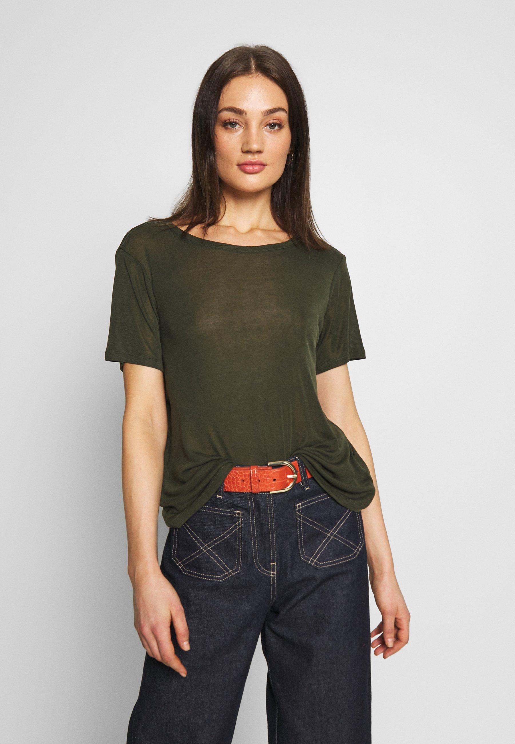 Women HEIDL - Basic T-shirt