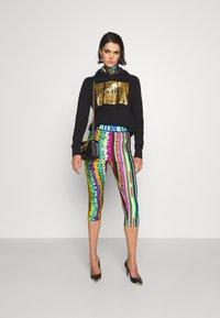 Versace Jeans Couture - PANTS - Leggings - Trousers - multicolour - 1