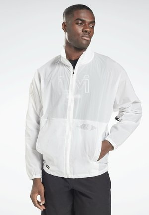 LM TRACK JACKET - Training jacket - white