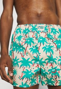 Lousy Livin Underwear - PALMS 2 PACK - Boxer - navy/macademia - 3