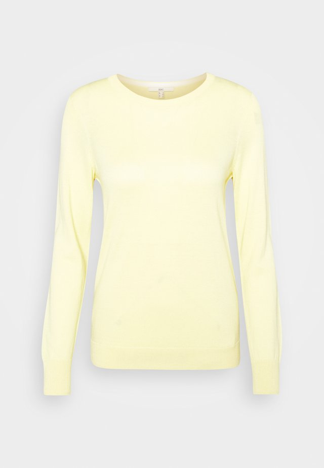 COO - Neule - light yellow