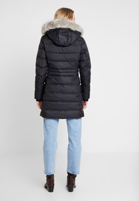 Tommy Hilfiger - NEW TYRA COAT - Down coat - black - 0