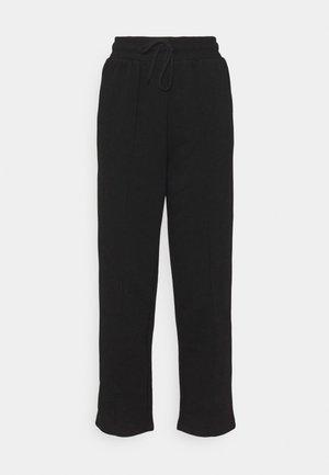 SEAM DETAIL  - Pantaloni sportivi - black