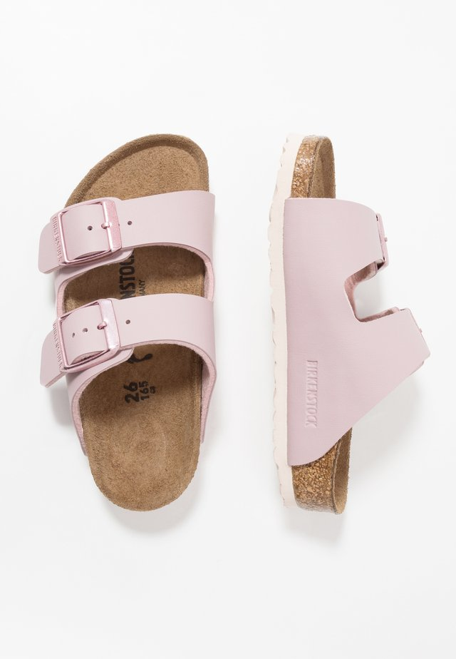ARIZONA - Slippers - mauve