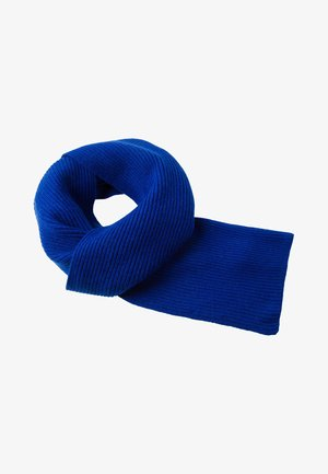 Scarf - true blue