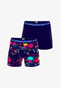 MUCHACHOMALO - 2ER PACK - Pants - multicolor - 2